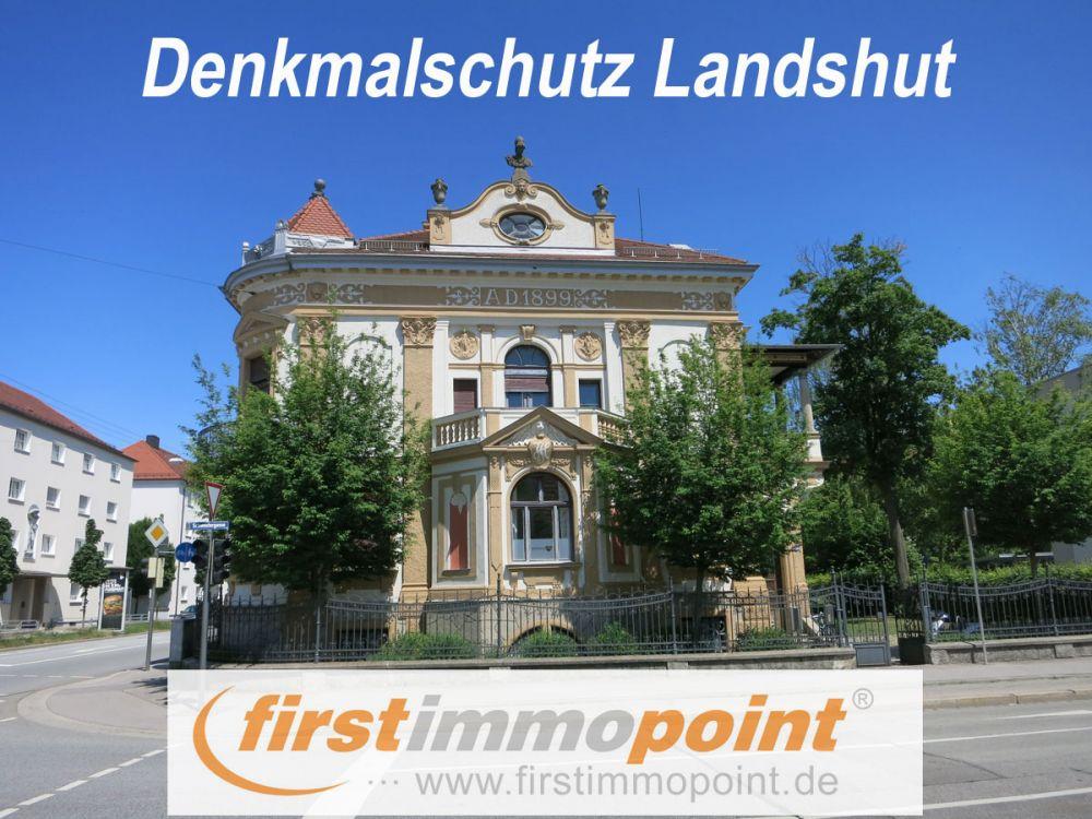 Denkmalschutz Landshut