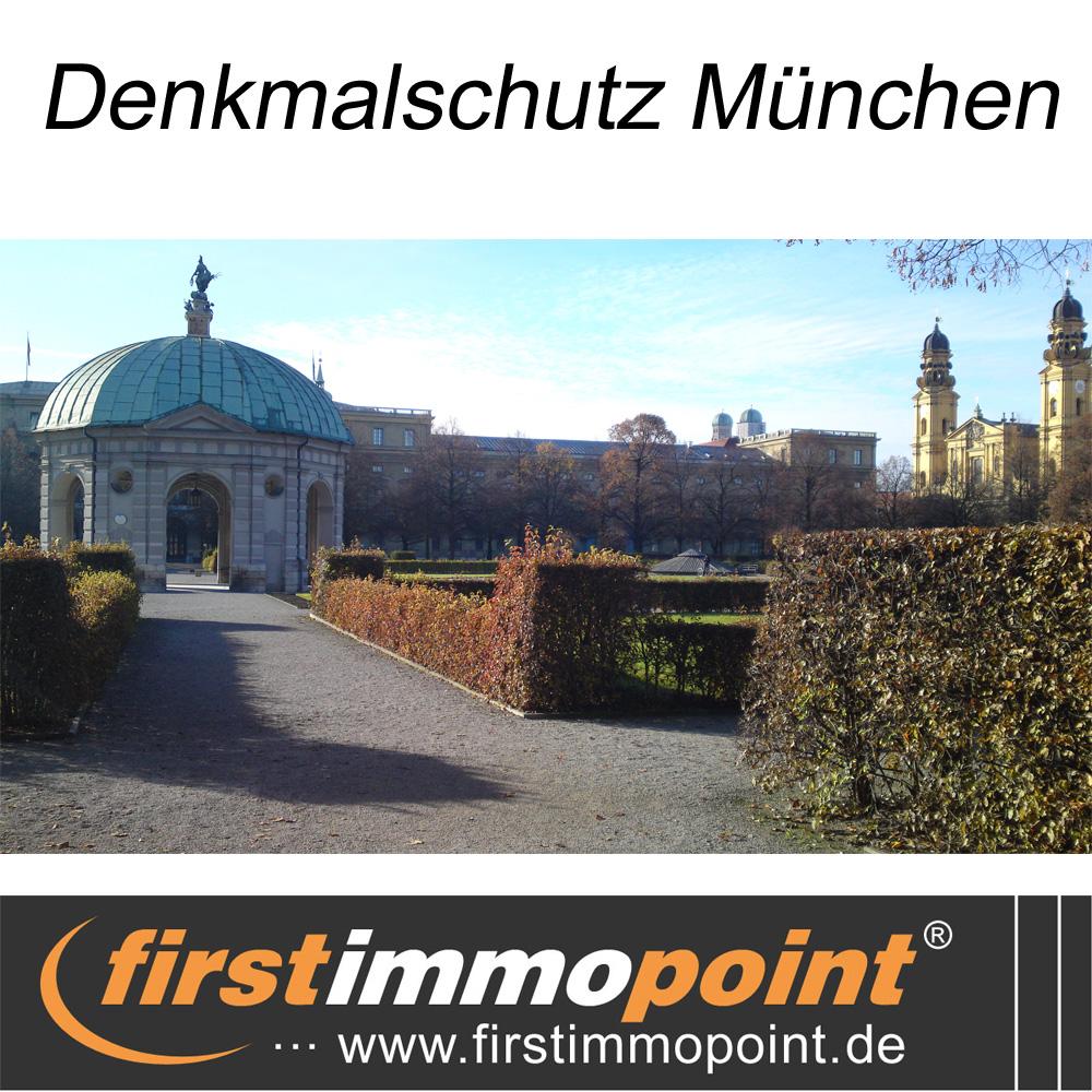 Denkmalschutz München