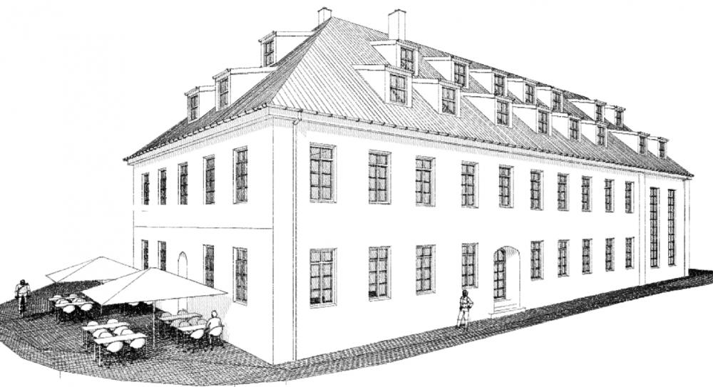 Revitalisierung ehemaliges Brauereigebäude östlich von München